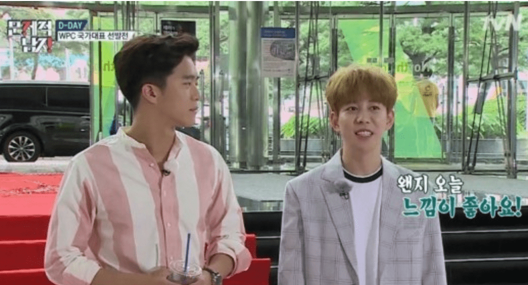 """Problematic Men"" Cast Prepares To Represent Korea At The World Puzzle Championship"