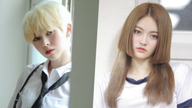 DIAs Yebin And Somyi Announce Appearance On Idol Rebooting Show The Unit