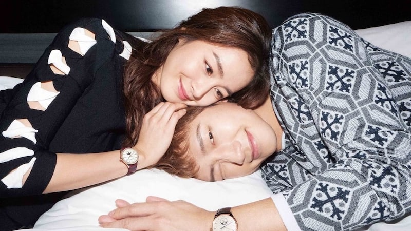 Kim Tae Hee And Rain Welcome Their First Child