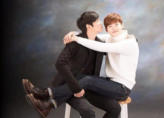 lee jong suk to reunite with yoon kyun sang on tv through
