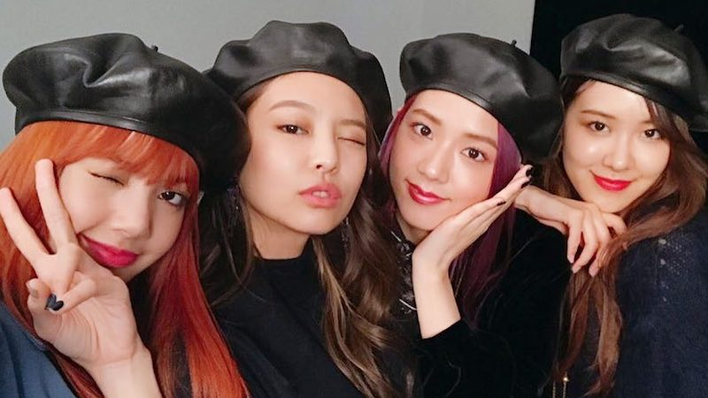 BLACKPINK Scores No. 1 Spot On Oricon's Weekly Album Chart