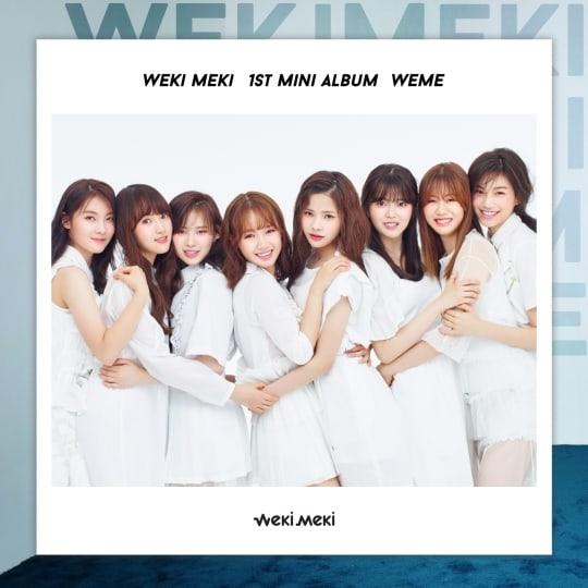 Weki Meki To Release New Physical Version Of Debut Mini Album