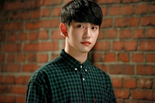"GOT7's Jinyoung Gets Into Character For New Drama ""Magic School"""