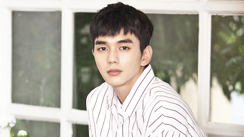 "Yoo Seung Ho Shares Ratings Promise For ""I Am Not A Robot"""