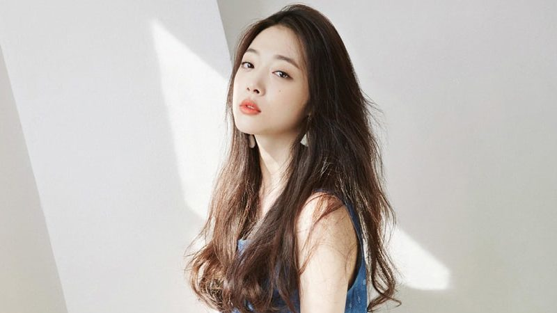 Sulli Gets A Haircut And Fans Are Loving Her New Look