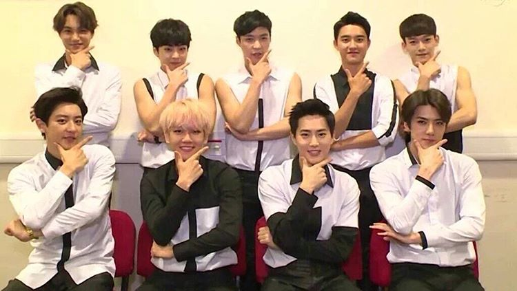 7 Epic Moments When EXO Became United With Their Powers