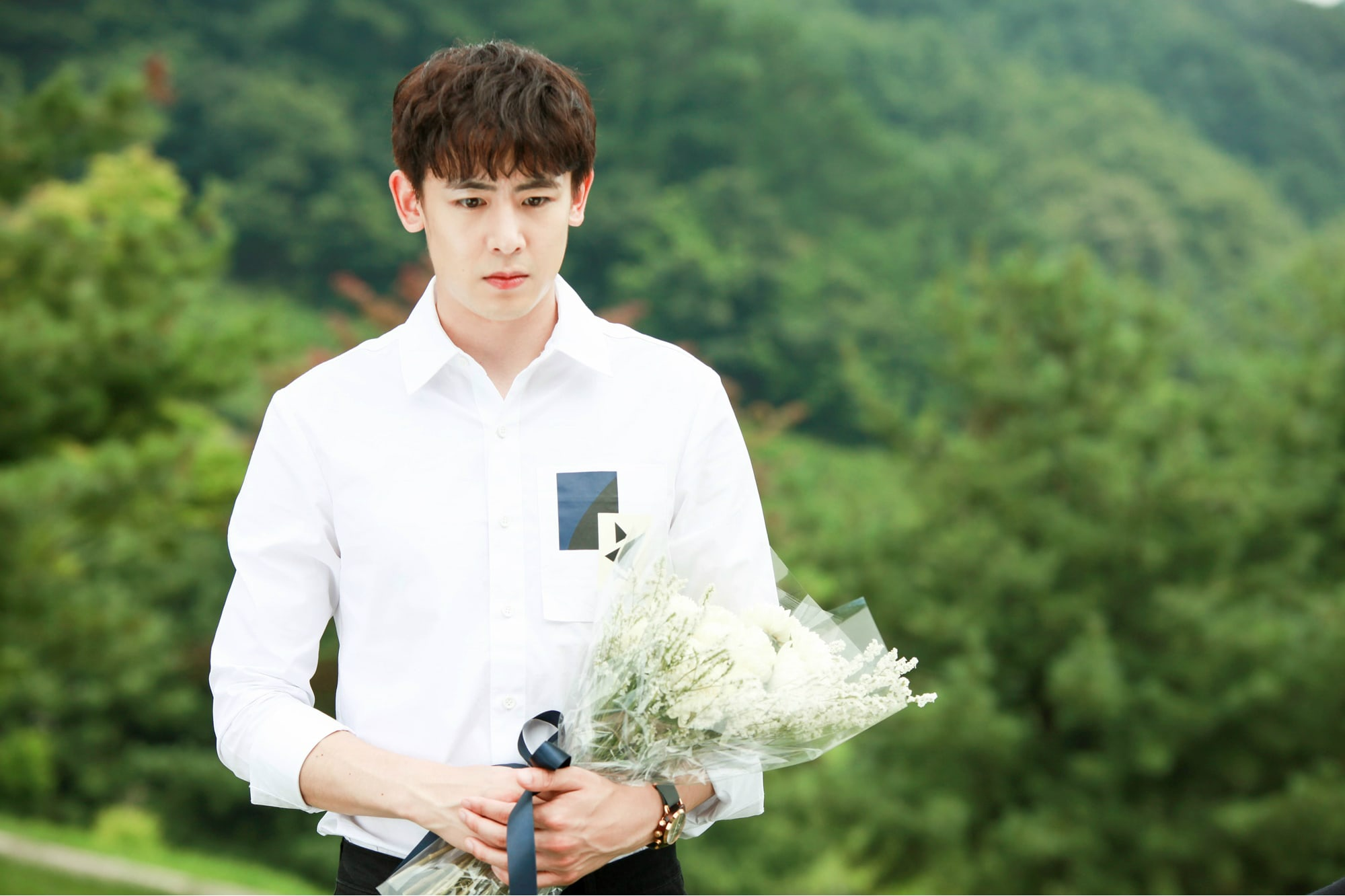 Magic School Releases Drama Stills Of 2PMs Nichkhun Acting In His First Korean Role