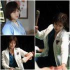 "Ha Ji Won Is A Woman On An Unknown Mission In New ""Hospital Ship"" Stills"