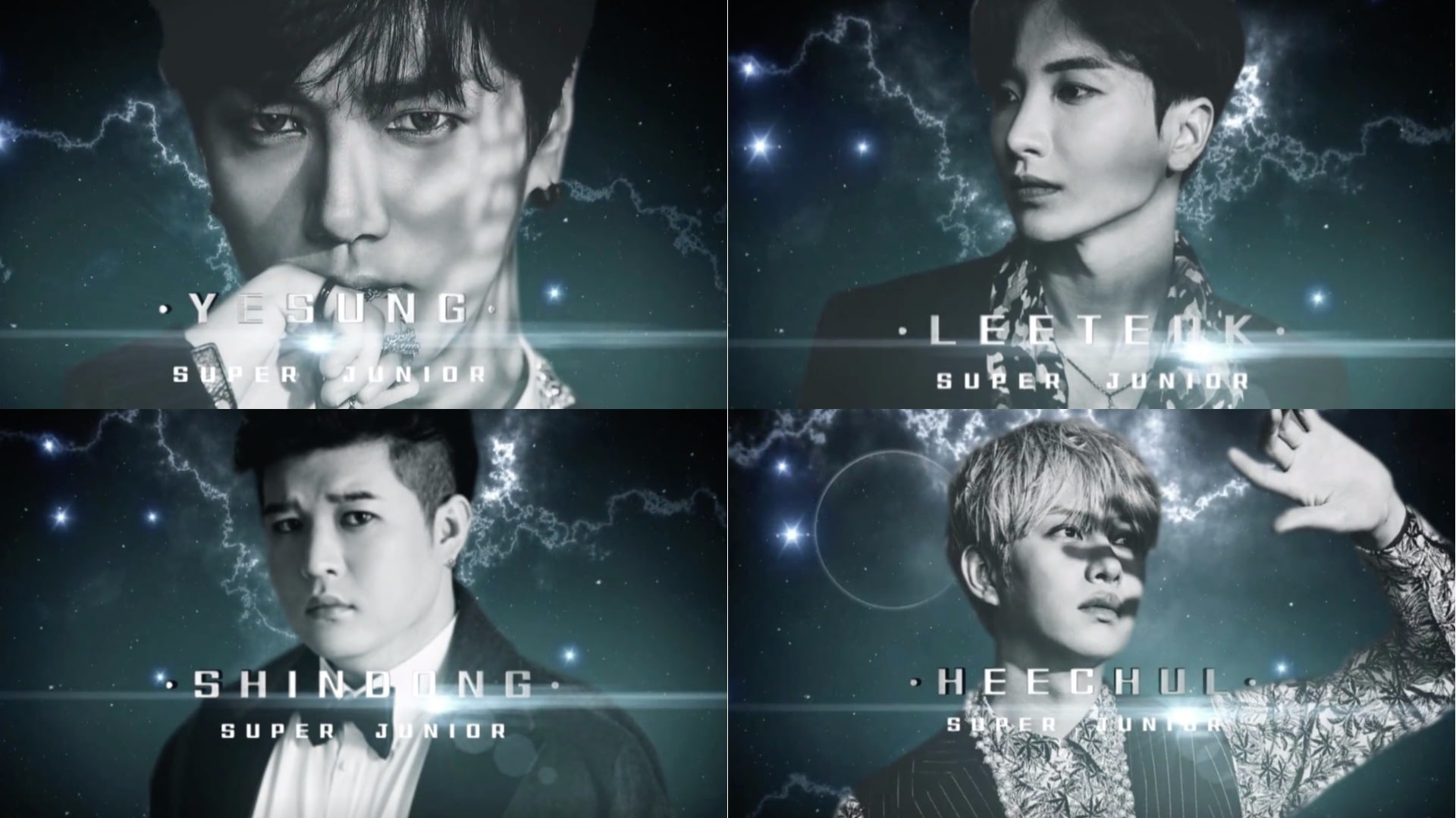 """Watch: Super Junior Drops Teasers For Yesung, Leeteuk, Shindong, And Heechul In """"SJ Returns"""" Reality Show"""