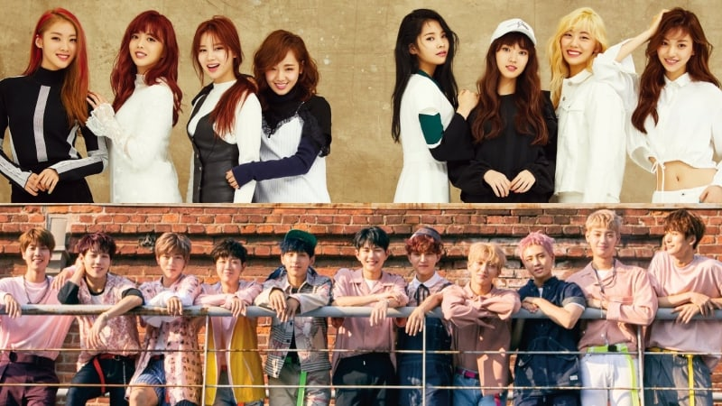 "Weki Meki And Golden Child To Appear On ""Weekly Idol"" Together"