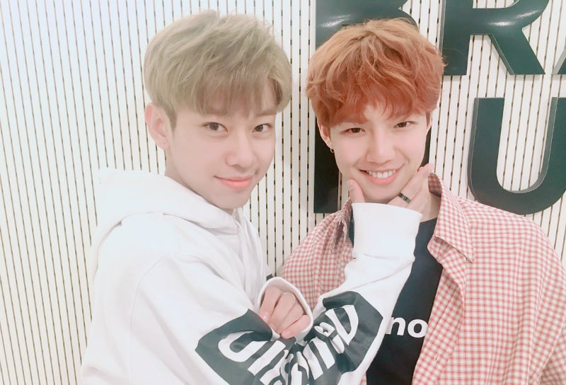 MXM's Lim Young Min And Kim Dong Hyun Talk About Their First Awkward Meeting And Popularity