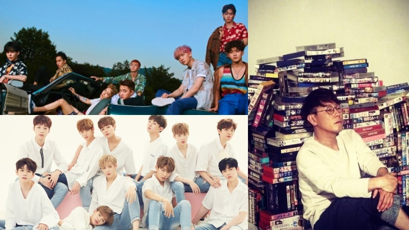 EXO, Yoon Jong Shin, And Wanna One Top Monthly Gaon Charts For August