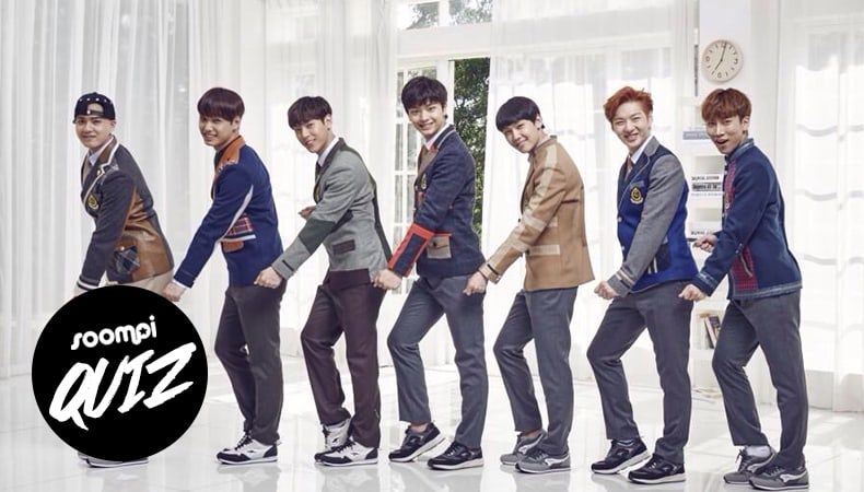 QUIZ: Which BTOB Member Should Be Your Boyfriend?