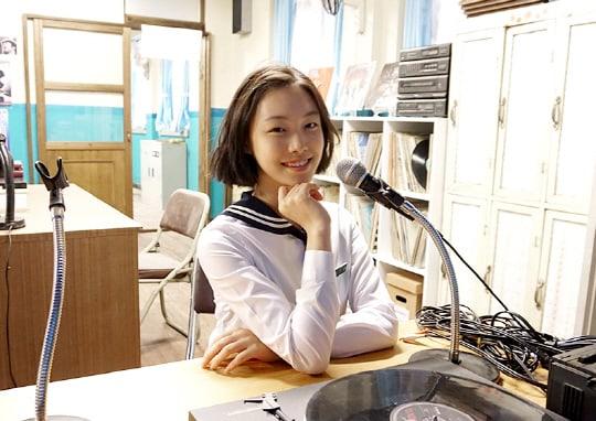 "Kim Soo Hyun From ""Produce 101"" Cast In ""Girls' Generation 1979"""