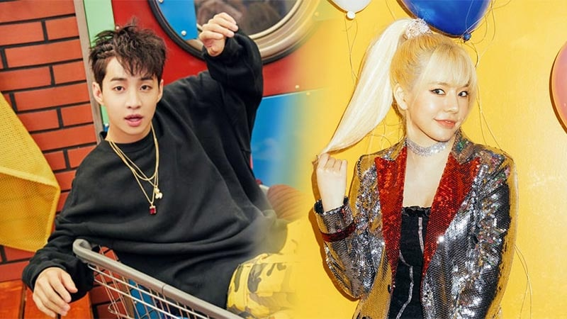 Henry And Girls Generations Sunny To Sing Duet For SM x Mystic Collaboration Snowball Project