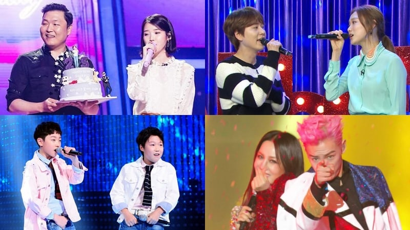 11 Stunning Duet Performances You Don't Want To Miss