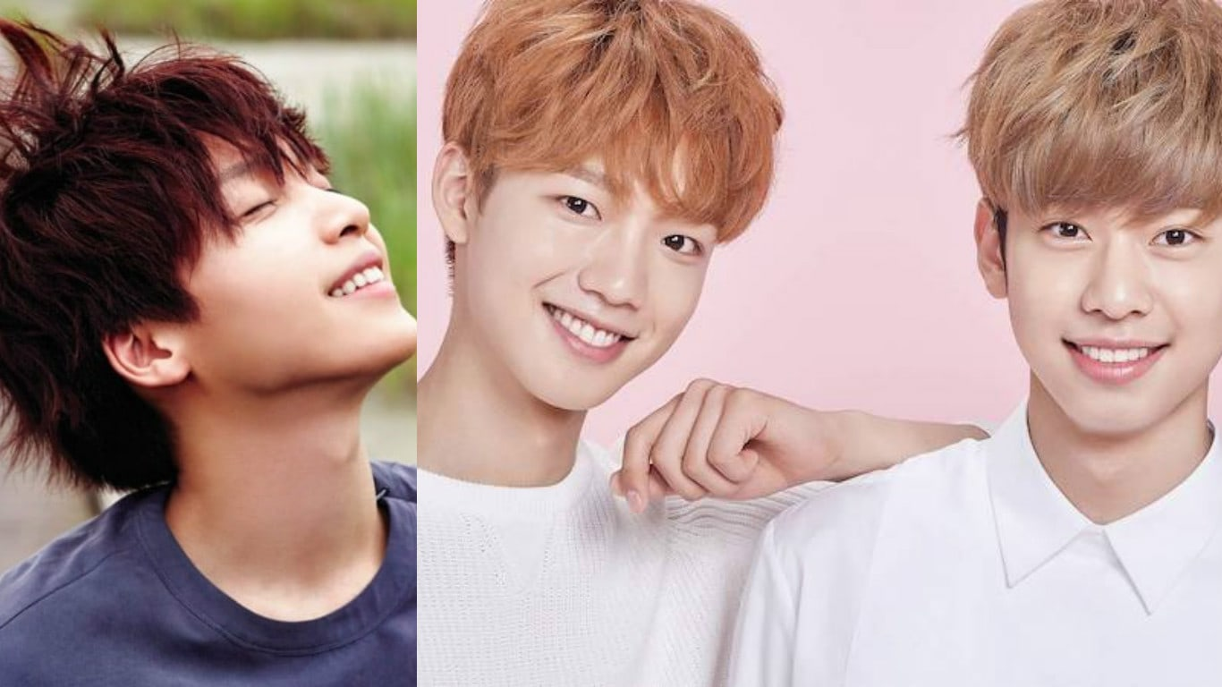 """Jeong Sewoon And MXM Have A Cute Meet-Up At """"M!Countdown"""""""