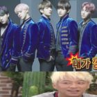Oh Man Seok Jokes About Feeling Like A Third Wheel With His Daughter And BTS During Their Trip