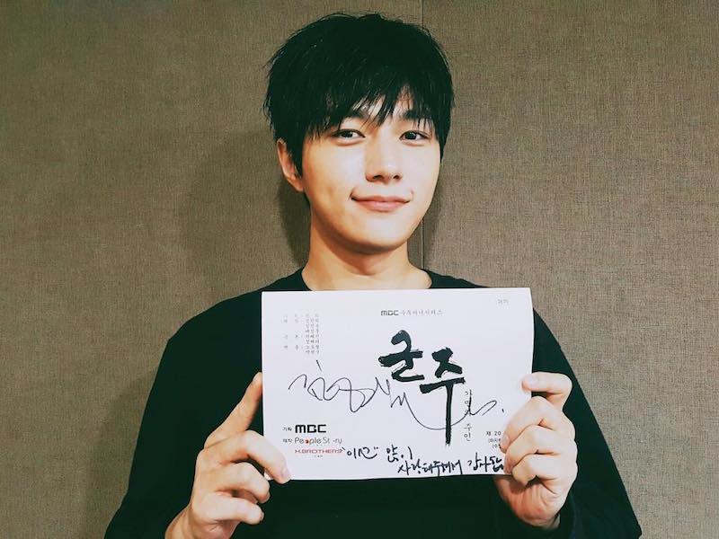 Male K-Pop Idols Who Have Beautiful Handwriting | Soompi