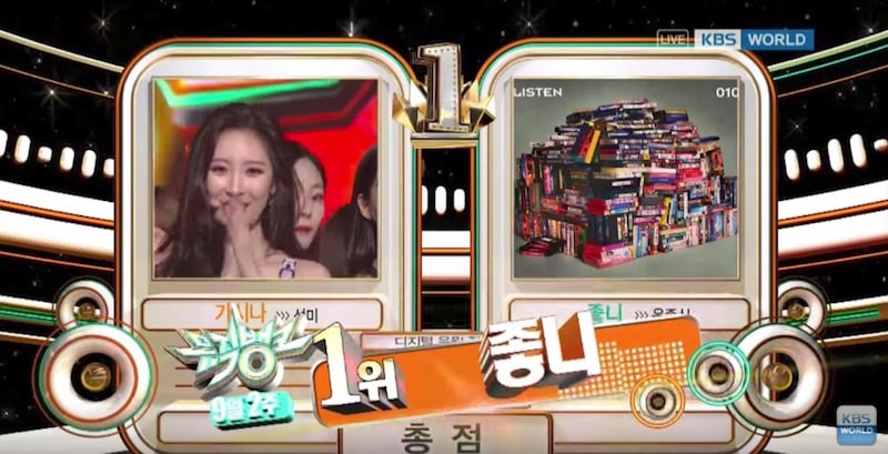 "Watch: Yoon Jong Shin Takes 2nd Win With ""Like It"" On ""Music Bank,"" Performances By B.A.P, EXO, PENTAGON, And More"