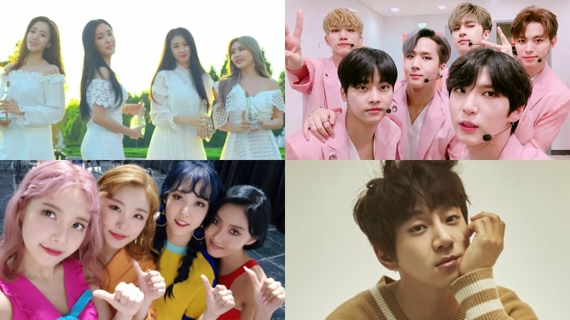 T-ara, VIXX, MAMAMOO, And Hwang Chi Yeol Added To Soribada's Awards Show Lineup