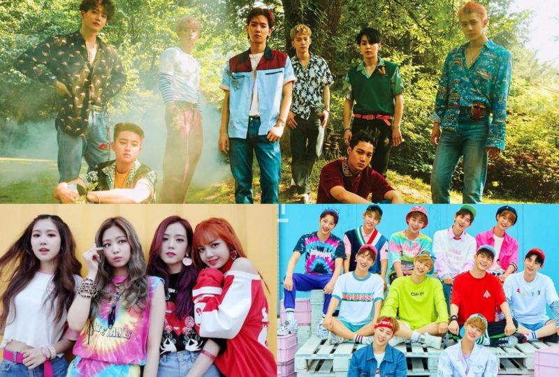 QUIZ: Which Summer 2017 K-Pop Hit Describes You?