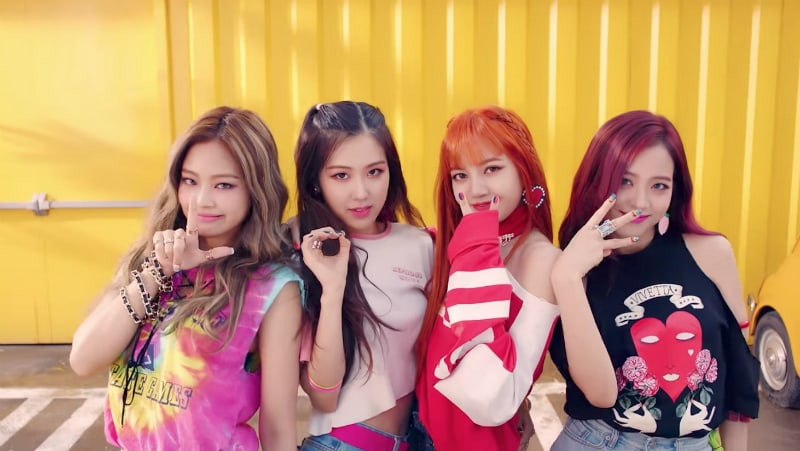 BLACKPINKs As If Its Your Last Is Only K-Pop MV To Place On YouTubes Top 25 Songs Of The Summer Global Chart