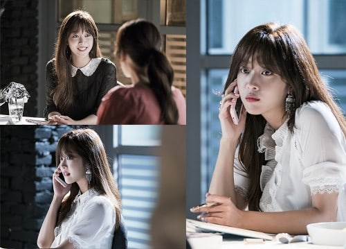 Jo Bo Ah Talks About Why She Chose To Play A Wealthy Assistant Writer In Temperature Of Love