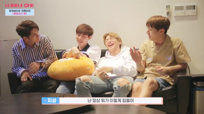 """Watch: Wanna One Releases """"Energetic"""" Commentary Video"""