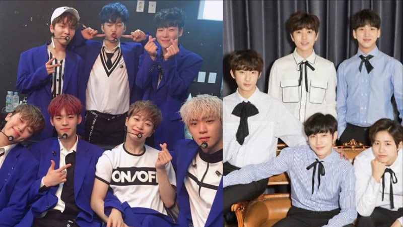 ONF Says B1A4 Are Kind Labelmates