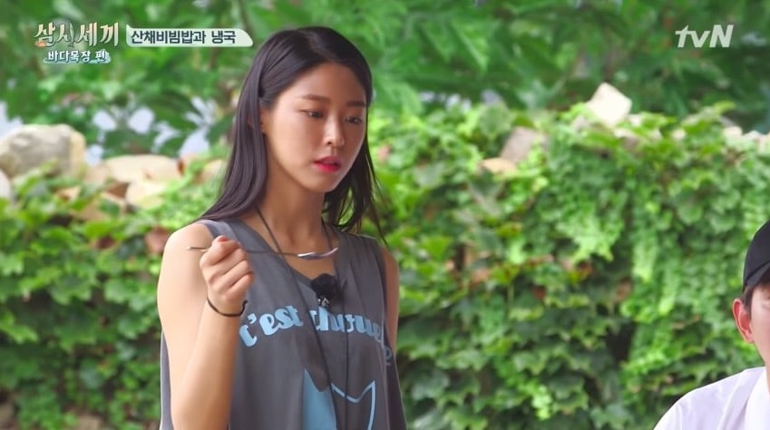"""""""Three Meals A Day"""" Earns No. 1 In Its Time Slot For Episode With AOA's Seolhyun"""