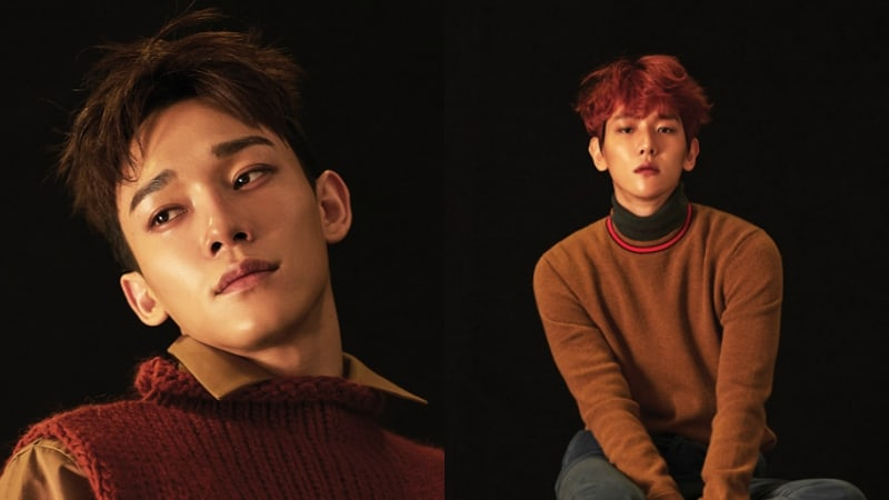 EXOs Chen And Baekhyun Talk About #KoKoBopChallenge And Their Unique Concepts