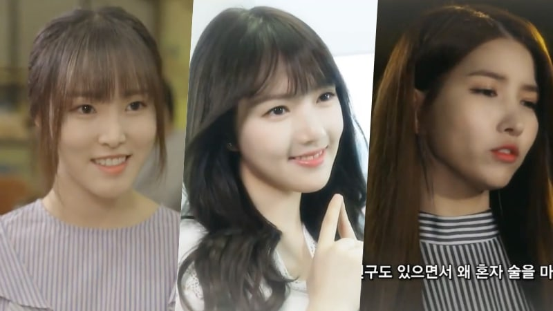 "Watch: GFRIEND Members Turn Into 3-Minute Girlfriends In Hilarious Skits For ""SNL Korea 9"""