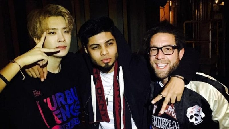 GOT7's Youngjae Teases For Collaboration Track With Sanjoy, Stephen Rezza, and Elliot Yamin