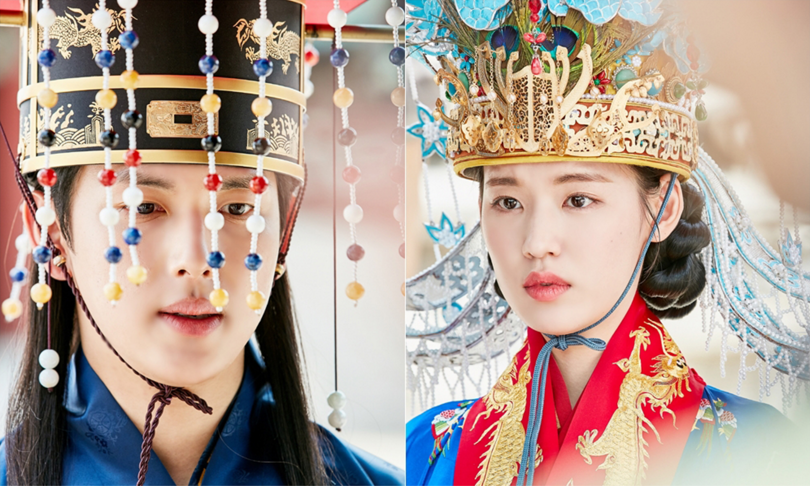 "Love Lines Get Even More Tangled In ""The King Loves"" With New Stills Of Royal Wedding"
