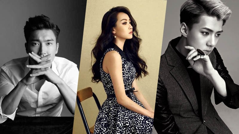 Effortlessly Classy Idols And Their Not-So-Classy Selves