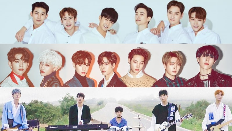 JYP Entertainment Confirms Details And Broadcast Date For Mnet Male Group Survival Program