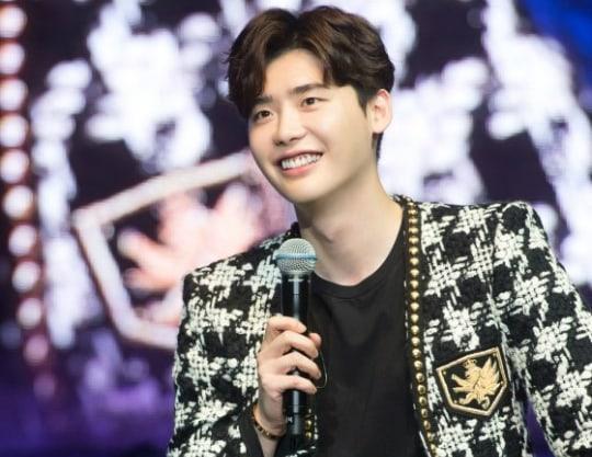 Lee Jong Suk Talks About Recovering From His Slump And Surprising Yoon Kyun Sang