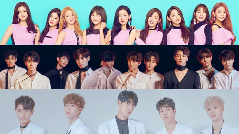 gugudan, PENTAGON, KNK, And More Added To Lineup Of Soribada's First Awards Show