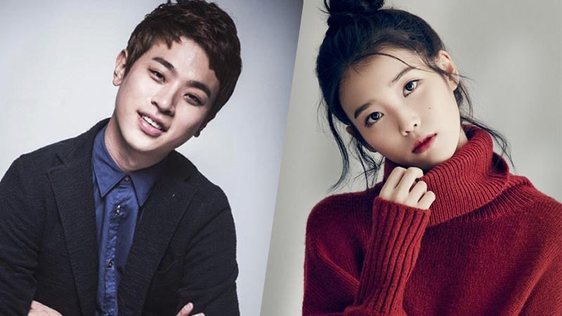 Park Jung Min Confirmed As Lead Actor In IU's Upcoming Music Video