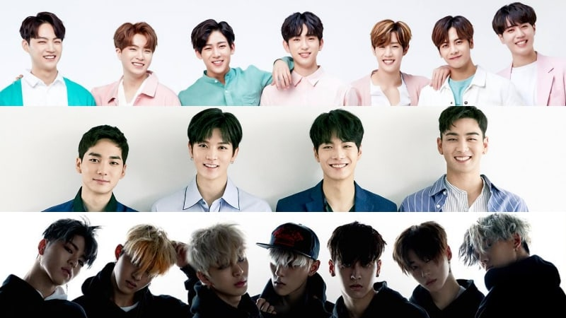 GOT7, NU'EST W, iKON, And More Confirmed To Join Lineup Of 2017 Busan One Asia Festival