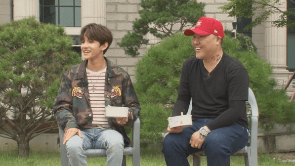 Samuel Kim Makes Brave Brothers Flustered With His Honest First Impression