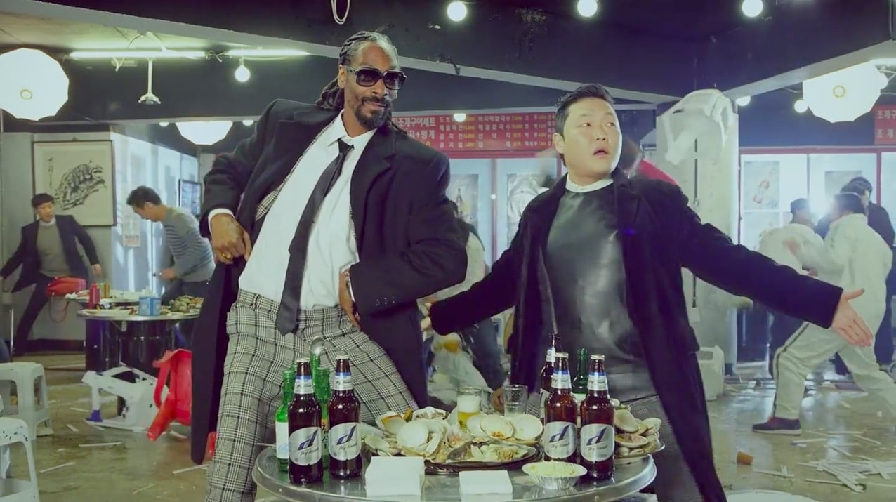 """PSY Thanks Everyone As """"Daddy"""" And """"Hangover"""" MVs Both Surpass 300 Million Views"""