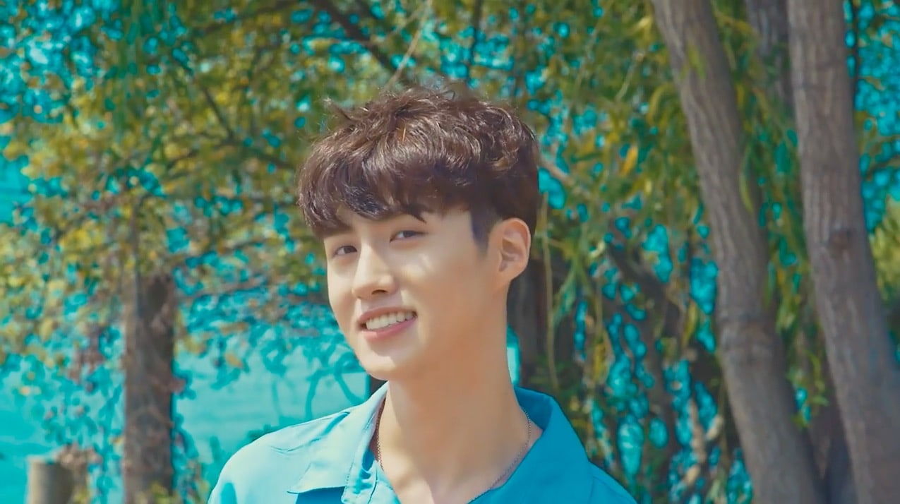"Watch: PENTAGON's Yeo One Serenades Fans In MV For Self-Composed Track ""Let's Go"""