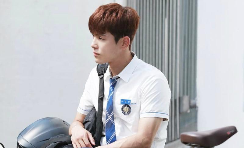 Kim Jung Hyun Tells Story Behind His Dance To BTSs Boy In Luv In School 2017