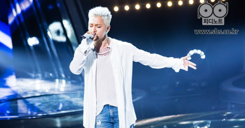 "Watch: Taeyang Outdoes His Season One Duet And Brings ""Fantastic Duo 2"" Record High Viewer Ratings"
