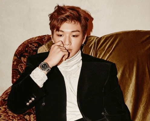 Wanna One's Kang Daniel Is First Male Celeb To Grace The Cover Of Instyle In 14 Years