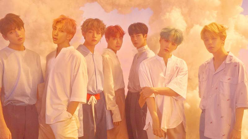 "BTS Reveals Track List For ""Love Yourself: Her"""