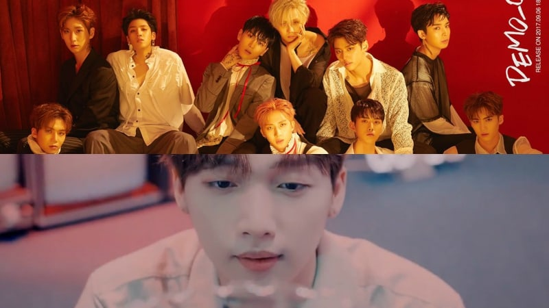 PENTAGON And Jeong Sewoons New Releases Make Great Debuts On Billboards World Albums Chart