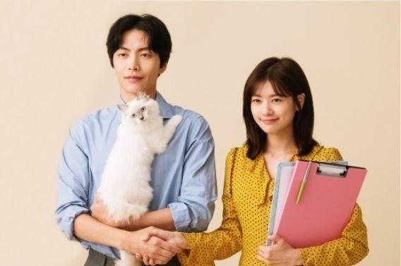 """Lee Min Ki And Jung So Min Share How Many Times They Filmed Kiss Scene For """"Because This Is My First Life"""""""